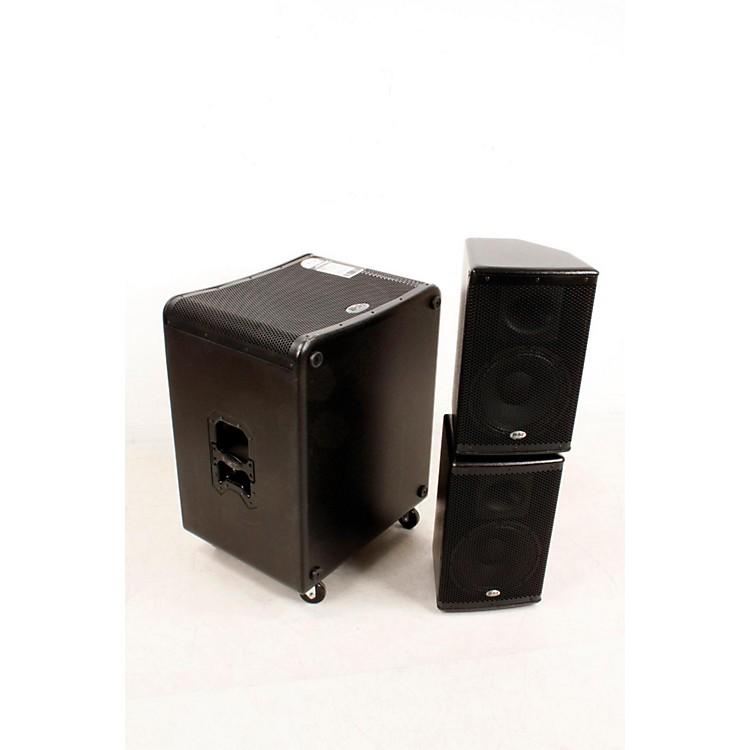 B-52MATRIX-1500 1200-Watt 15 Sub & Two 10 2-Way Three Piece Active Speaker System888365710815