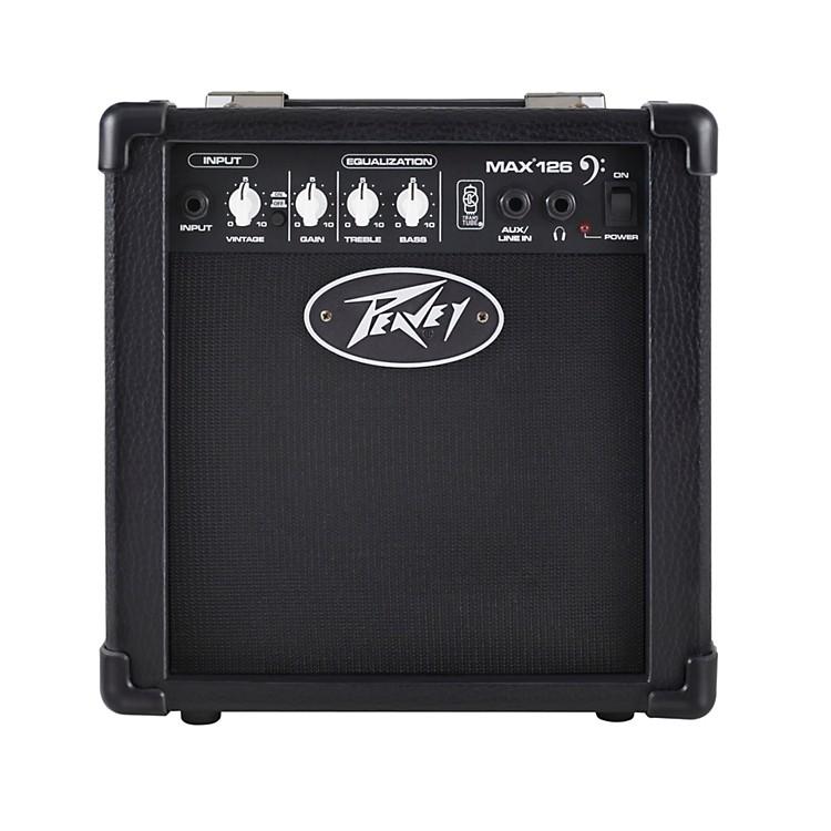 PeaveyMAX 126 II 1x6 10W Bass Combo Amp