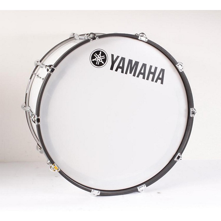 Yamaha MB-6100 Power-Lite Bass Drum White 886830809293