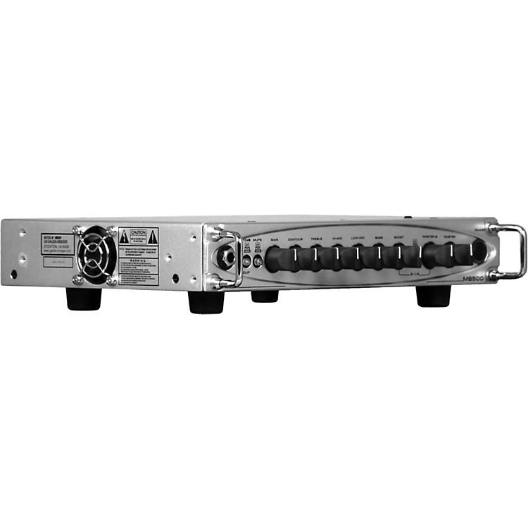 Gallien-KruegerMB500 500W Ultra Light Bass Amp Head