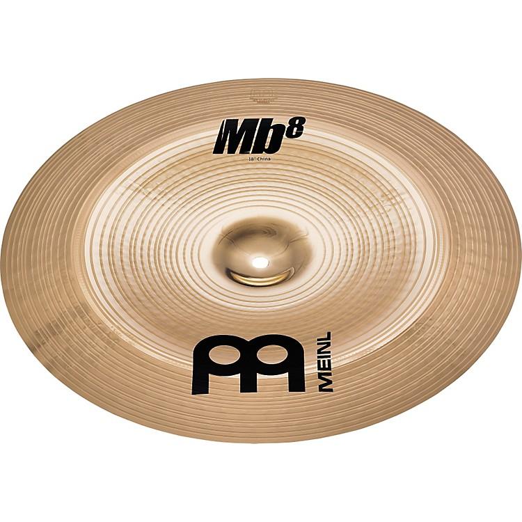 MeinlMB8 China Cymbal
