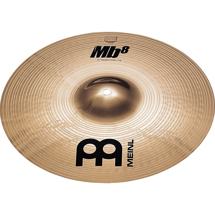 Meinl MB8 Medium Hi-hat Cymbal Pair