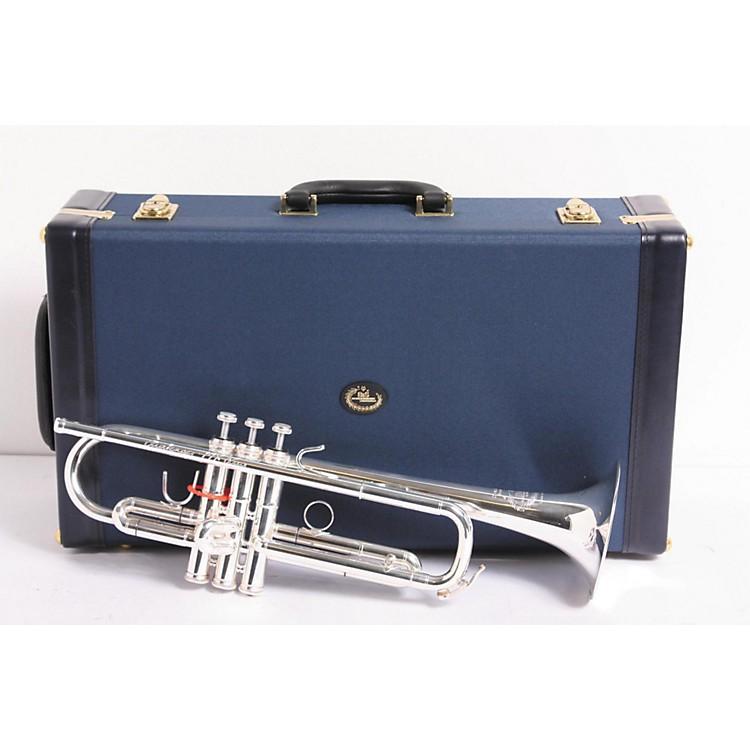 B&SMBX-GL Challenger II Bb TrumpetSilver, Reverse Leadpipe889406239043
