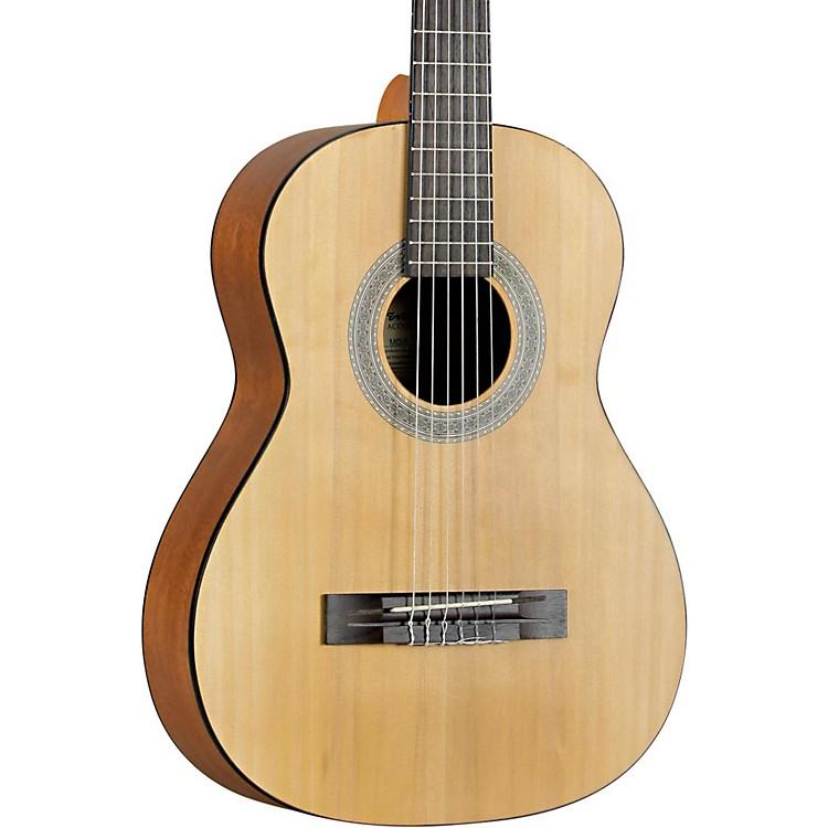 FenderMC-1 3/4 Size Nylon String GuitarAgathis TopSatin Body Finish