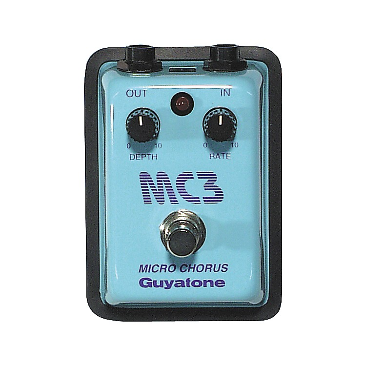 Guyatone MC-3 Micro Chorus Effects Pedal
