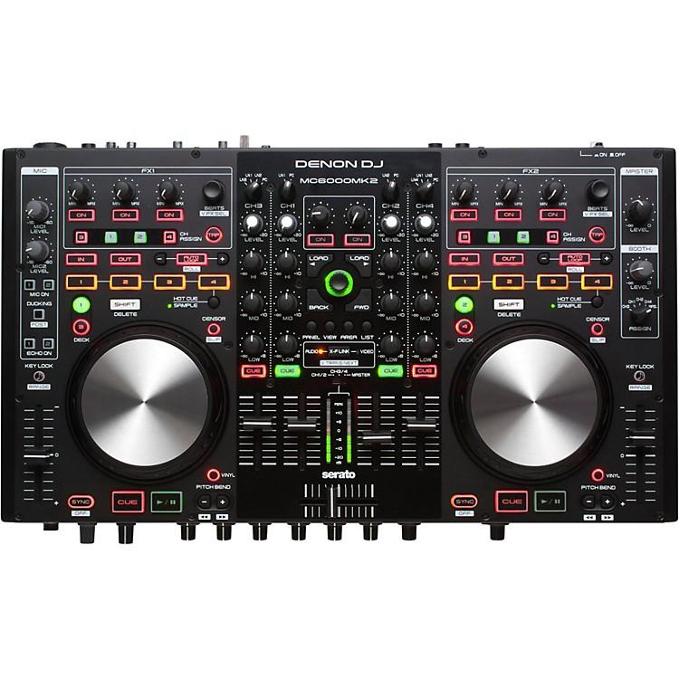 DenonMC6000Mk2 Professional Digital Mixer & Controller