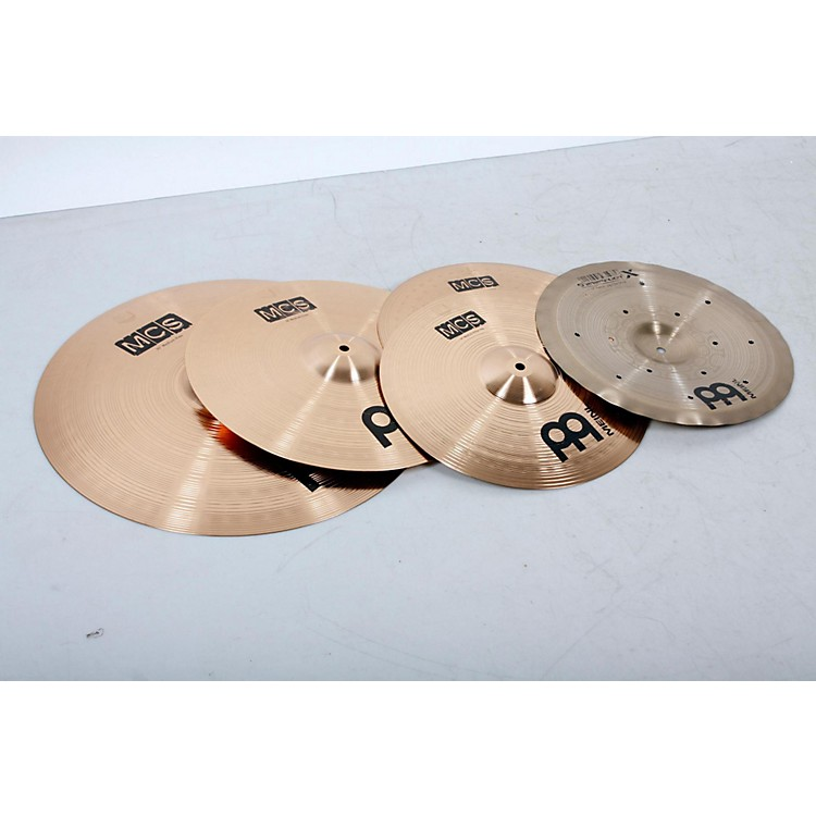 MeinlMCS Cymbal Pack with Free Filter ChinaRegular888365846996