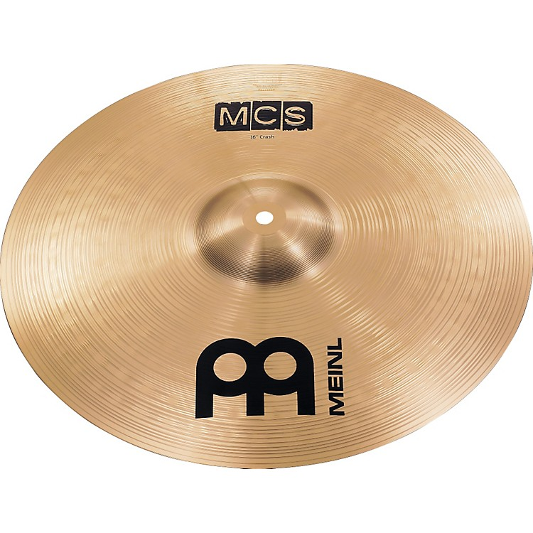 MeinlMCS Medium Crash Cymbal16 Inch