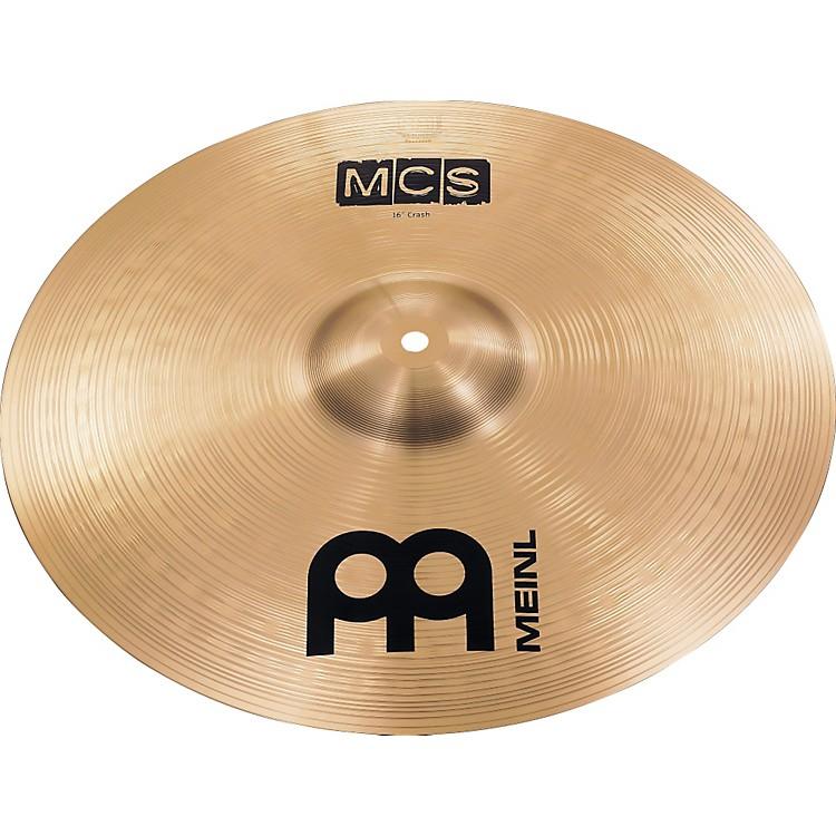MeinlMCS Medium Crash Cymbal16 in.
