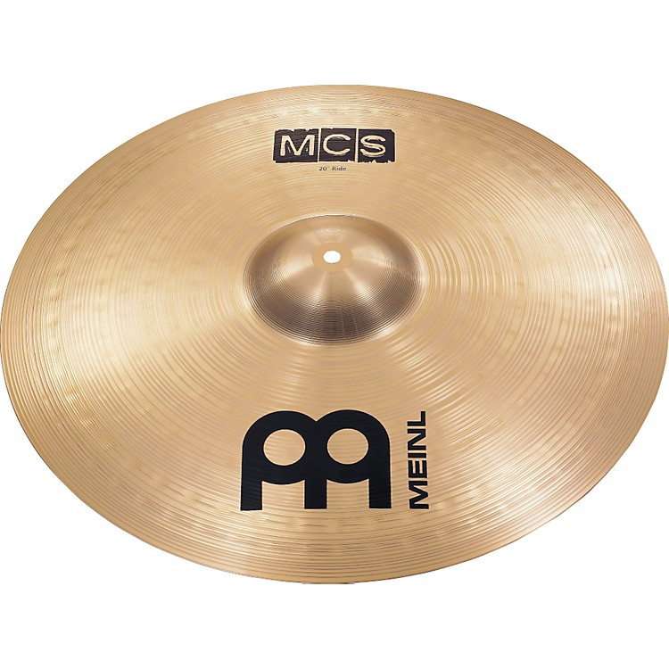Meinl MCS Medium Ride Cymbal 20