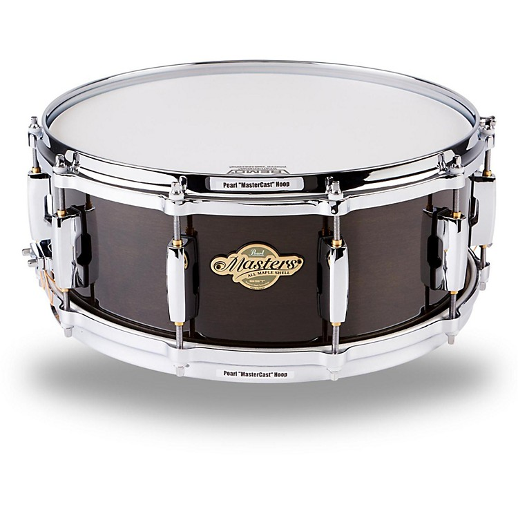 Pearl MCX Masters Series Snare Drum 14 x 5.5 in. Black Silk