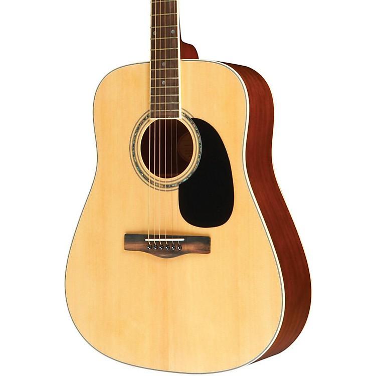 MitchellMD100 Dreadnought Acoustic GuitarNatural