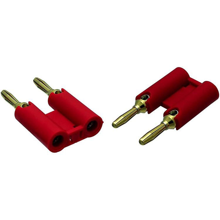 VTGMDPR Red Banana Plugs 2-Pack