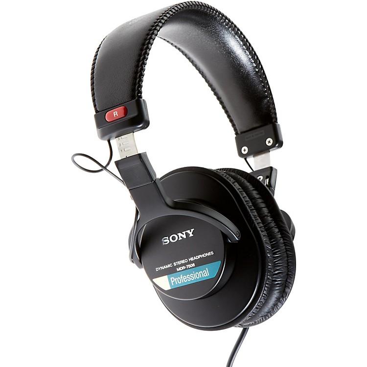SonyMDR-7506 Headphones