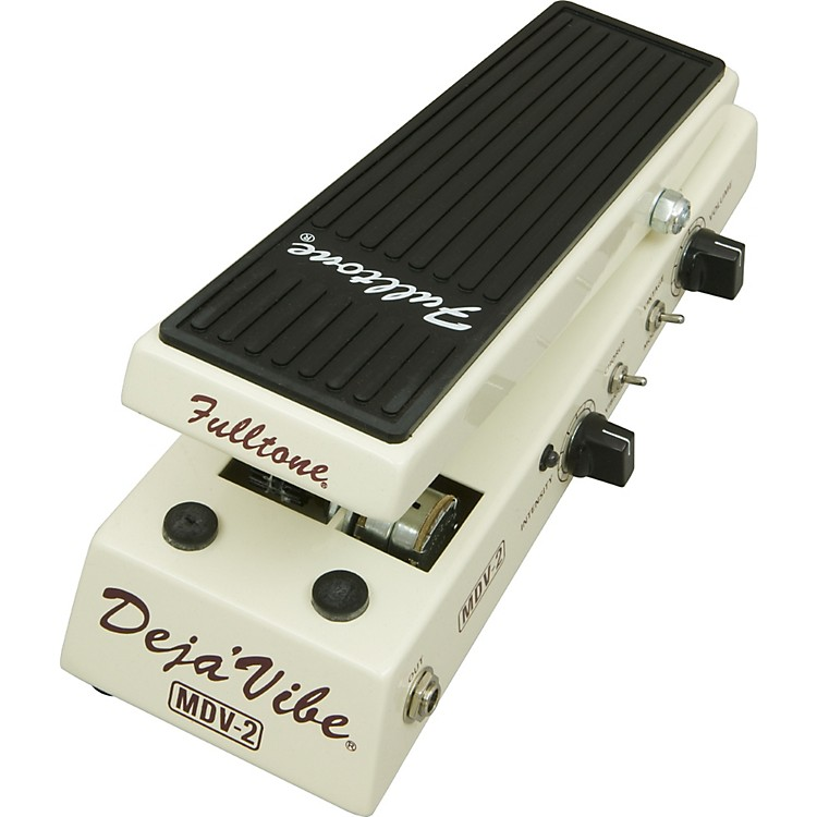 Fulltone MDV2 Mini-Deja'Vibe 2 Guitar Effects Pedal