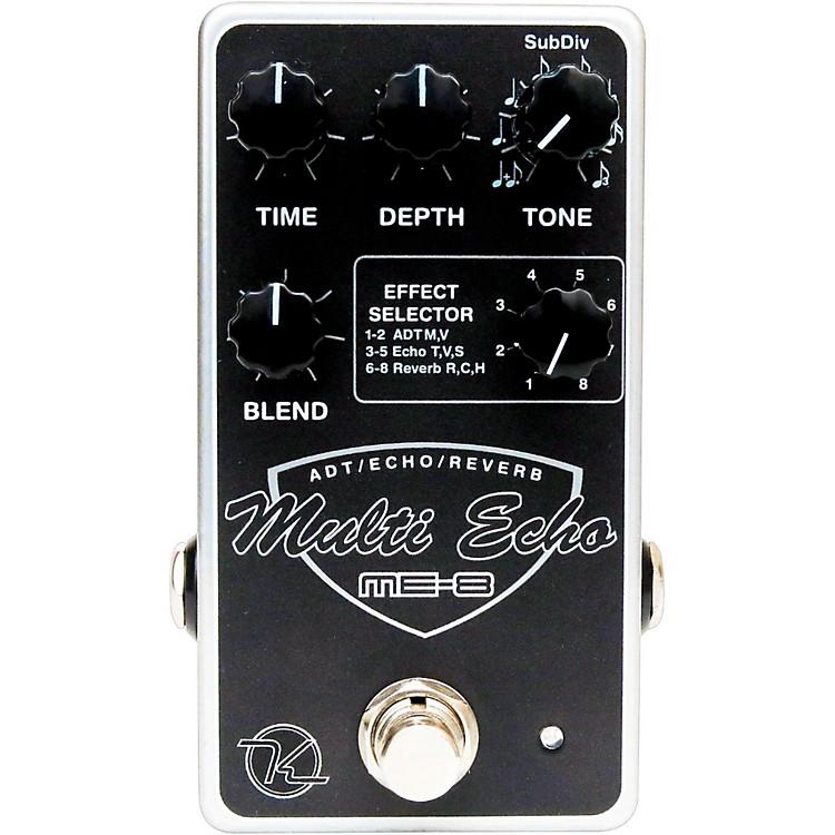 KeeleyME-8 Multi-Echo Guitar Pedal