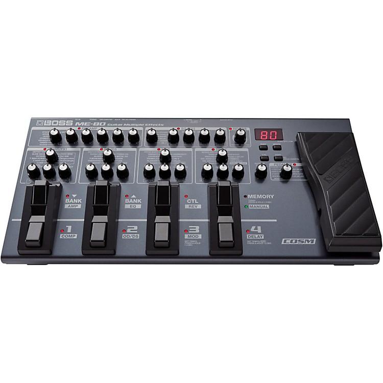BossME-80 Guitar Multi-Effects Pedal