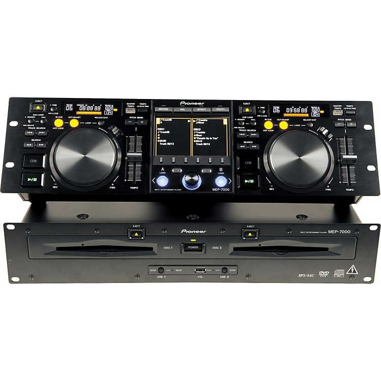 Pioneer MEP-7000 Professional Media Player