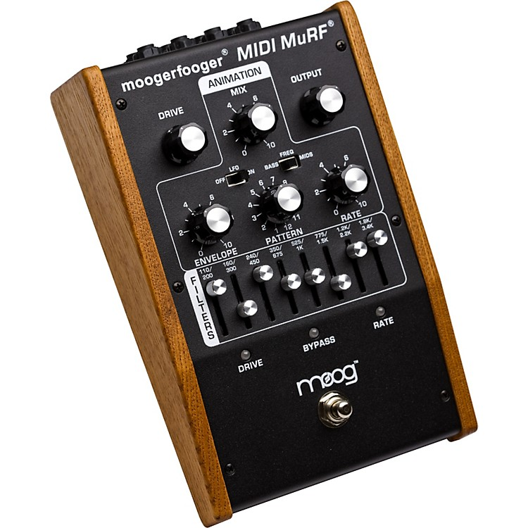 Moog MF-105M Moogerfooger MIDI MuRF Analog Filter Guitar Effects Pedal