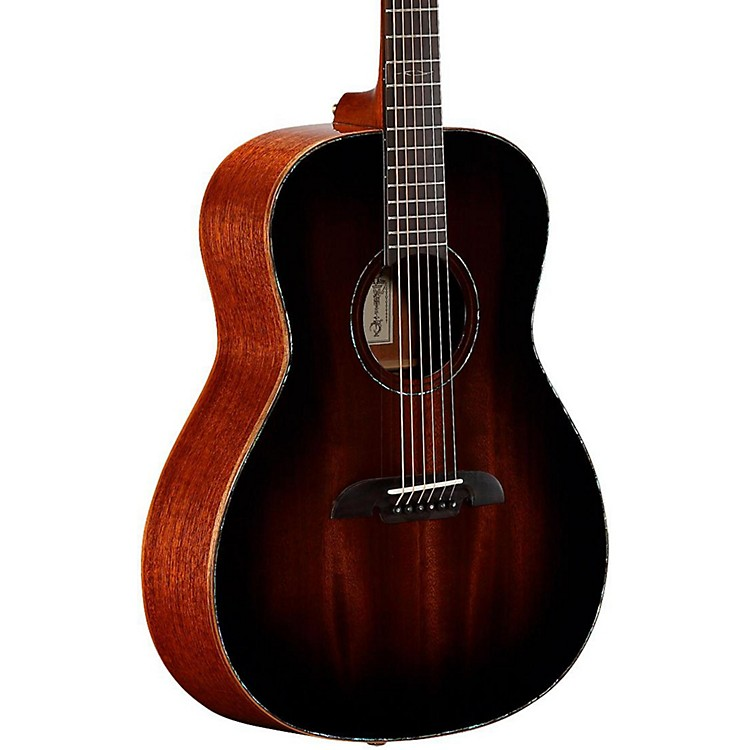 Alvarez MFA66 Masterworks OM/Folk Acoustic Guitar Shadow Burst
