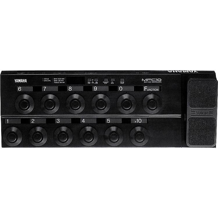 YamahaMFC10 MIDI Footcontroller