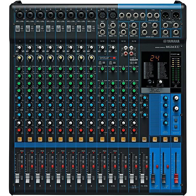 YamahaMG16XU 16-Channel Mixer