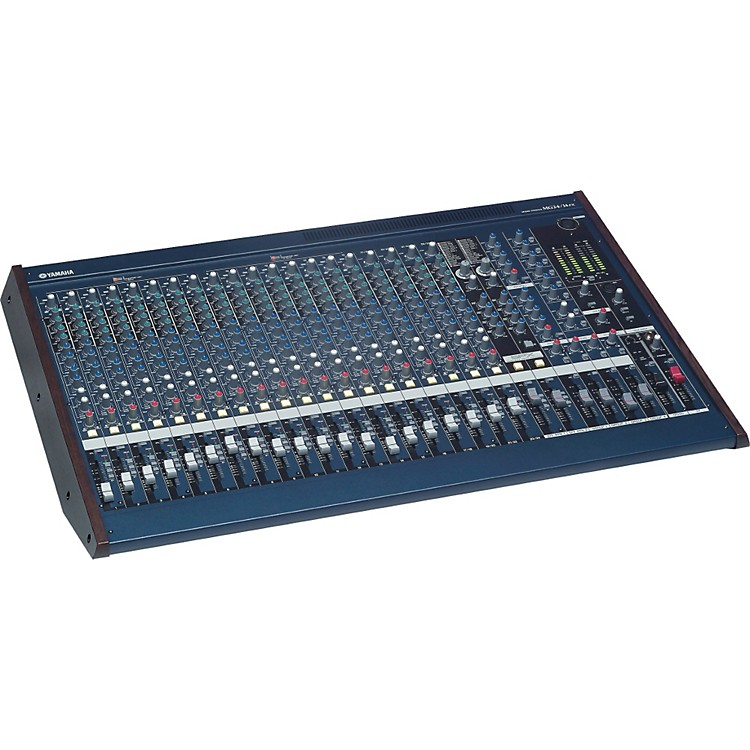 YamahaMG24/14FX 24-Input 14 Bus Mixer with DSP Effects
