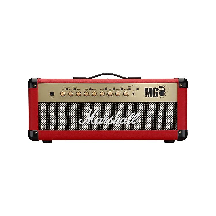 MarshallMG4 Series MG100HFX 100W Guitar Amp HeadRed