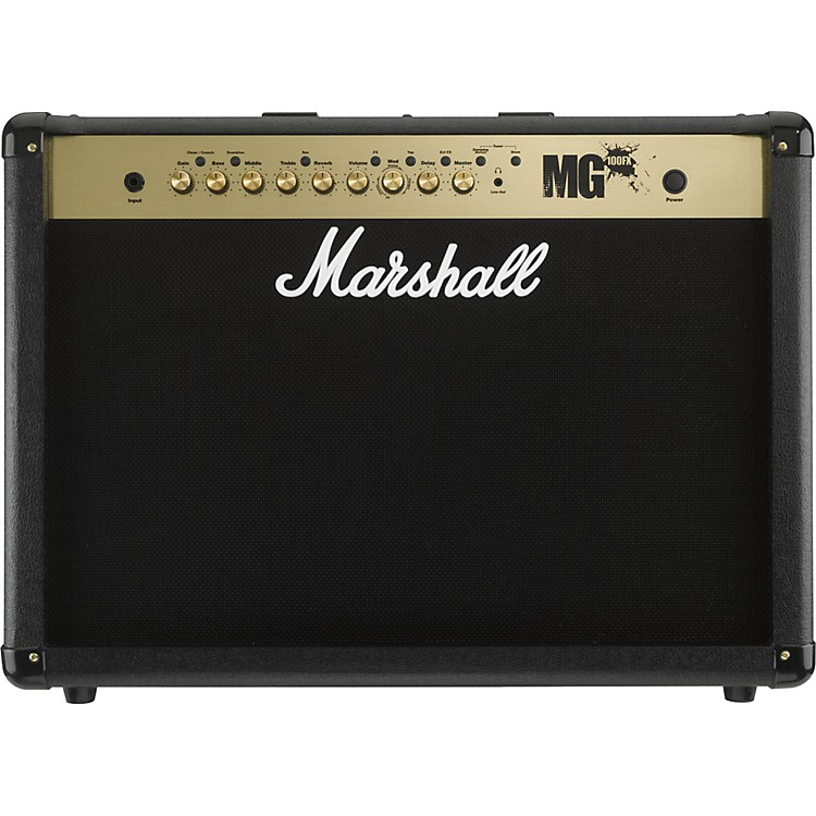 Marshall MG4 Series MG102FX 100W 2x12 Guitar Combo Amp