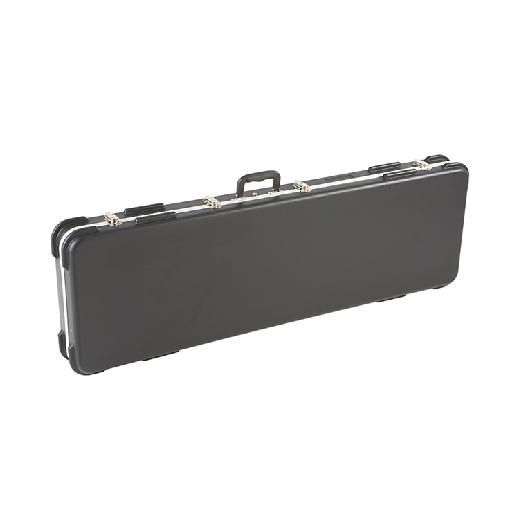 Musician's Gear MGMBG Molded ABS Electric Bass Case