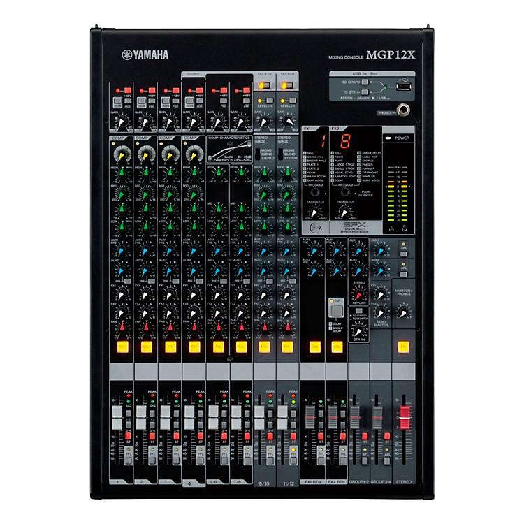 YamahaMGP Series MGP12X 12-Channel/4-Bus Mixer