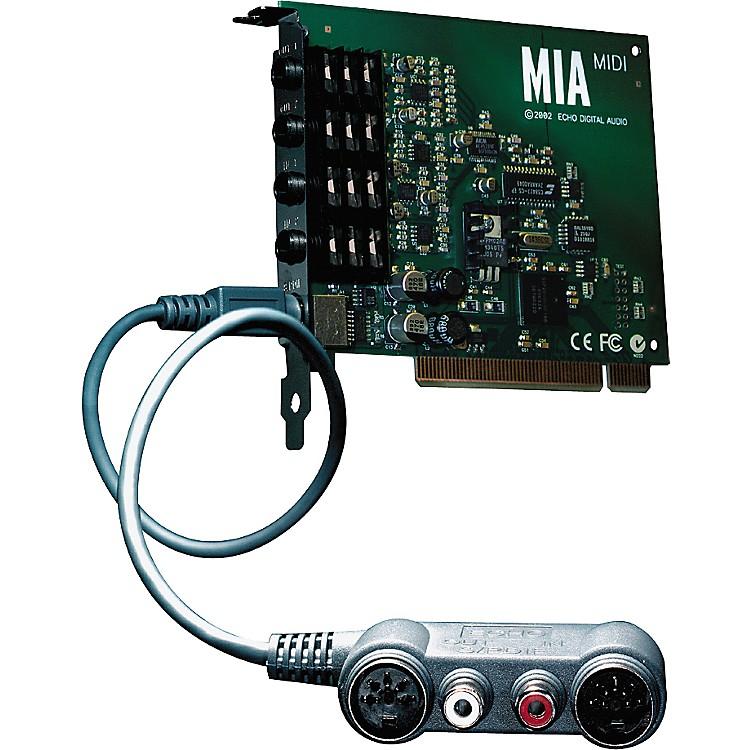 EchoMIA MIDI Digital Audio and MIDI Card