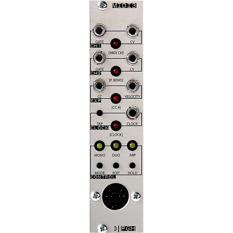 Pittsburgh Modular SynthesizersMIDI 3 Module