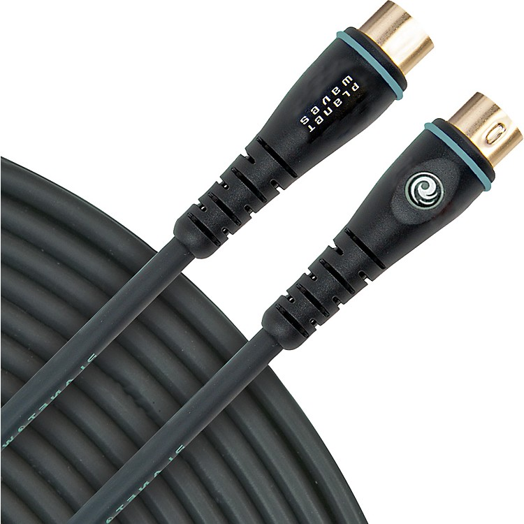 D'Addario Planet WavesMIDI Cable5 ft.