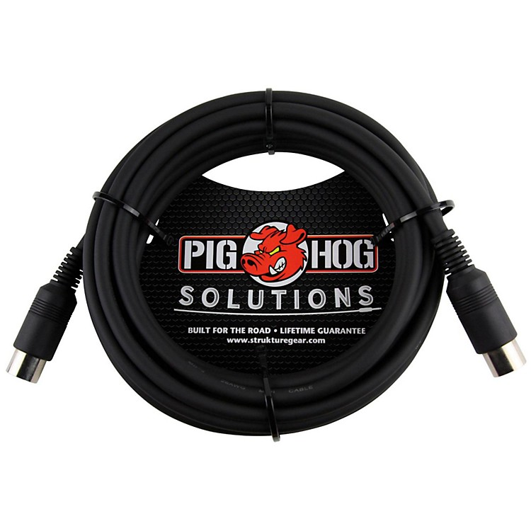 Pig Hog MIDI Cable (6 ft.) 15 ft.