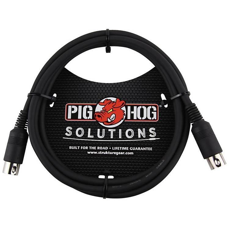 Pig HogMIDI Cable (6 ft.)6 ft.