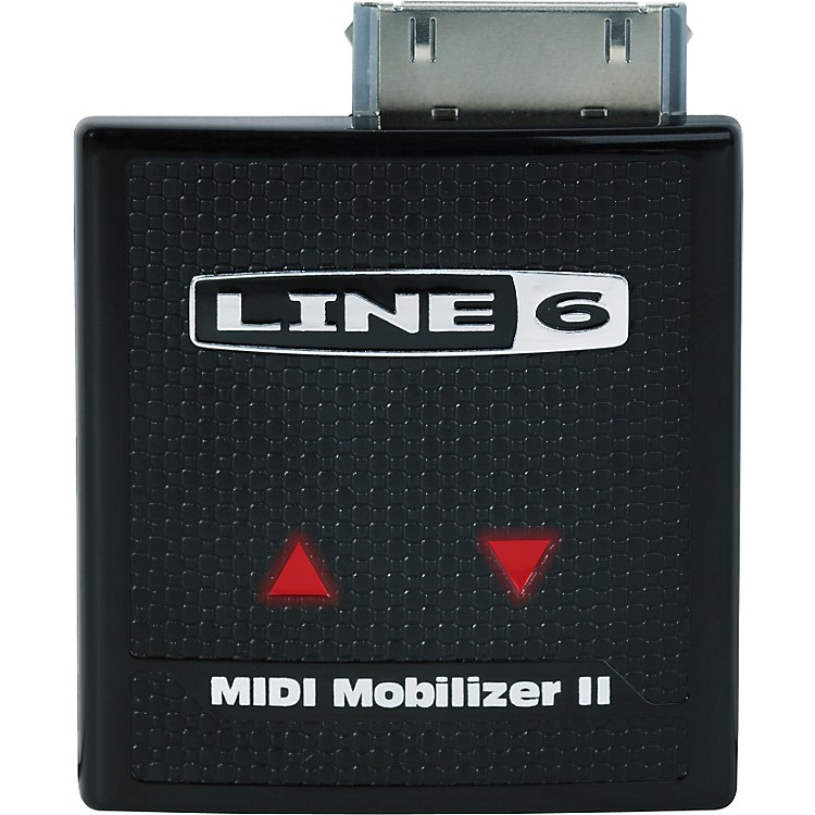 Line 6 MIDI Mobilizer II Portable Interface