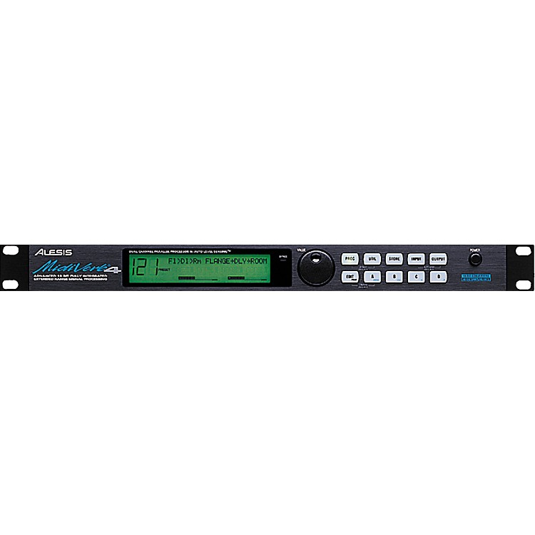 Alesis MIDIVerb4 Digital Effects Processor