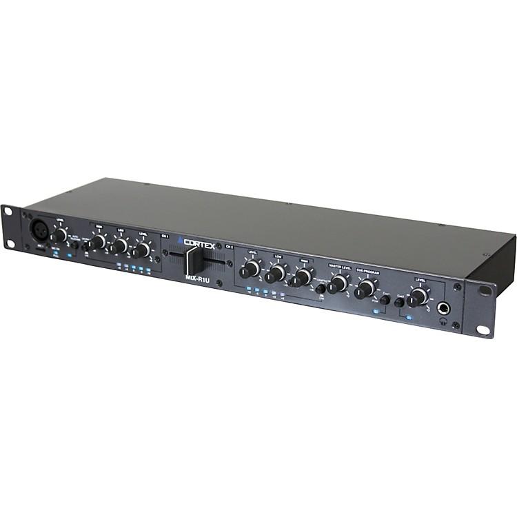 CortexMIX-R1U 2-Channel DJ Mixer