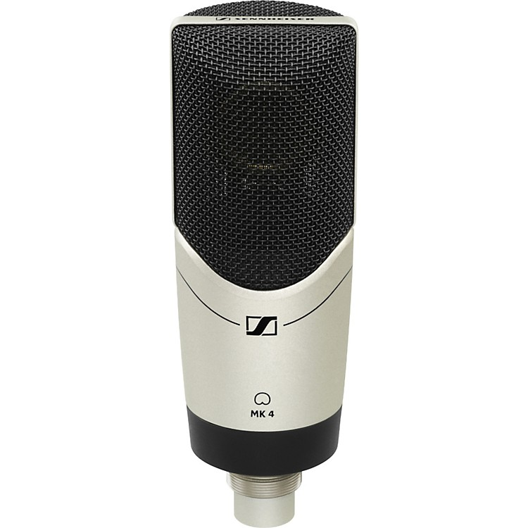 SennheiserMK4 Large Diaphragm Studio Condenser MicrophoneLarge diaphragmCondenser