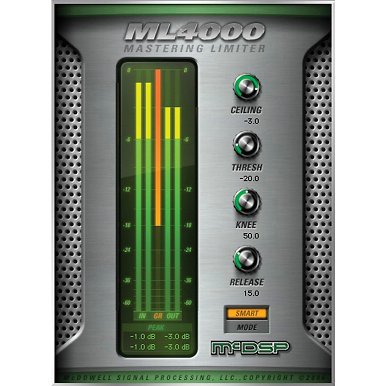 McDSP ML4000 Native v5 Software Download Software Download