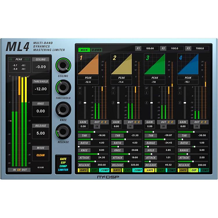 McDSPML4000 Native v5Software Download