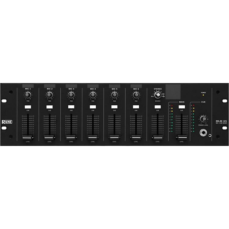 RaneMLM 65 Rack Mic/Line Mixer