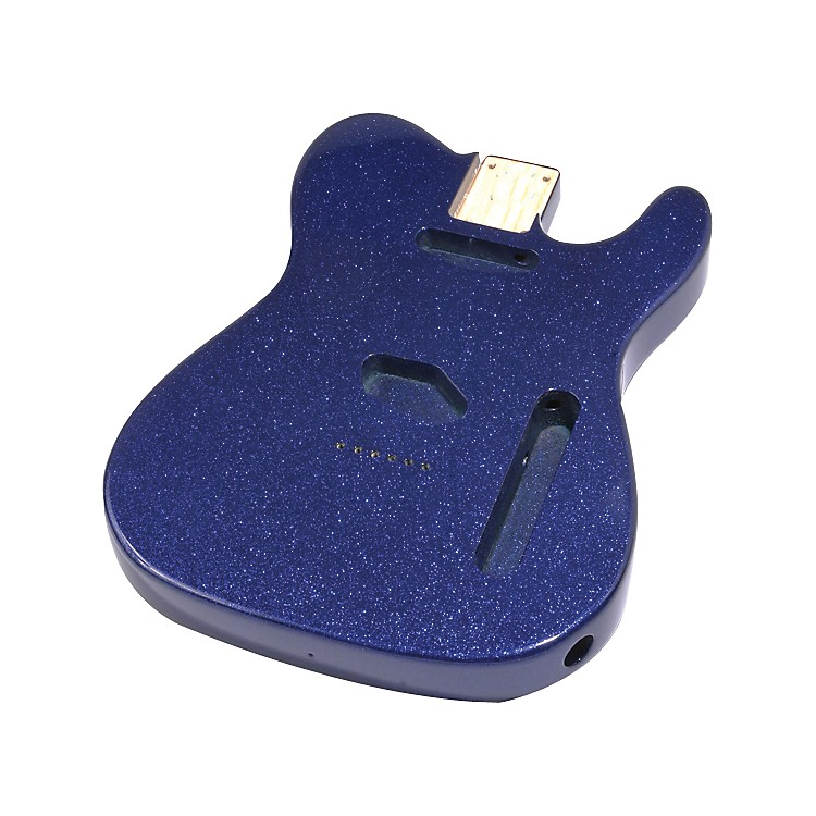 Mighty MiteMM2705SPRKL Telecaster Replacement Body - Sparkle Finish