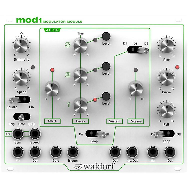 WaldorfMOD1 Eurorack Modulation ModuleCream
