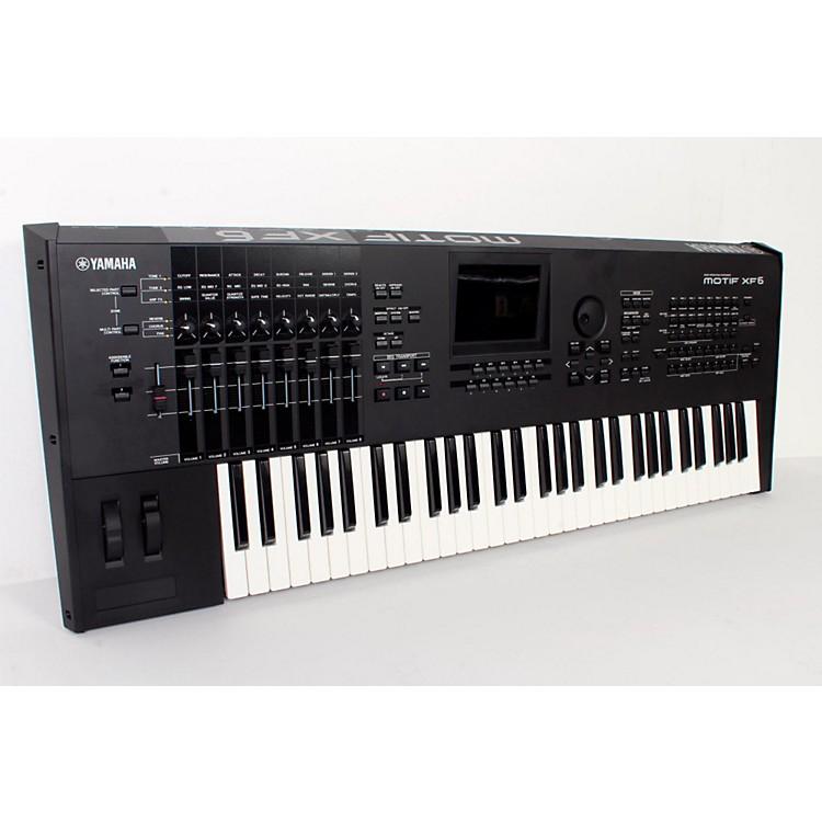 YamahaMOTIF XF6 61-Key Music Production Synthesizer888365794341
