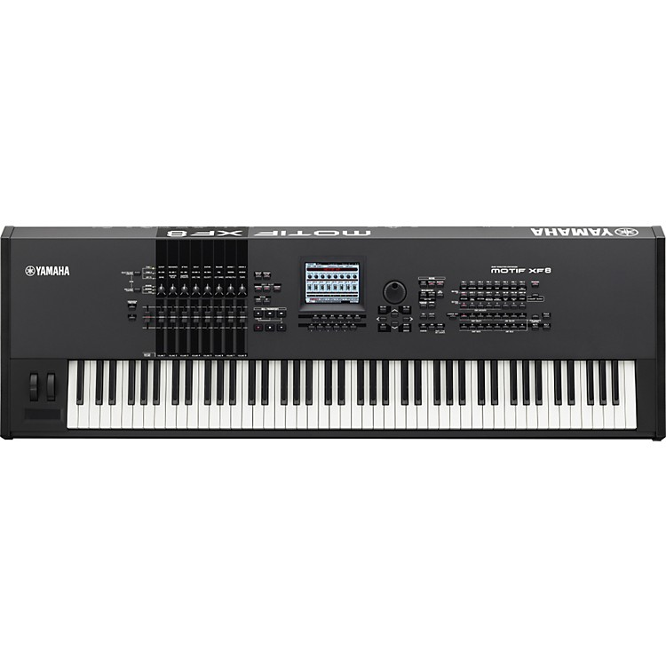 Yamaha MOTIF XF8 88-Key Music Production Synthesizer