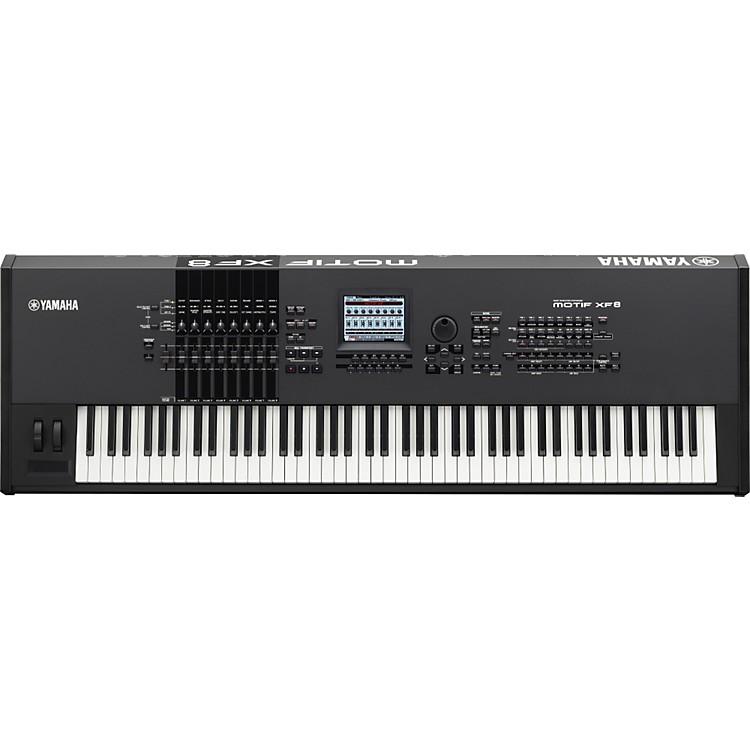 YamahaMOTIF XF8 88-Key Music Production Synthesizer