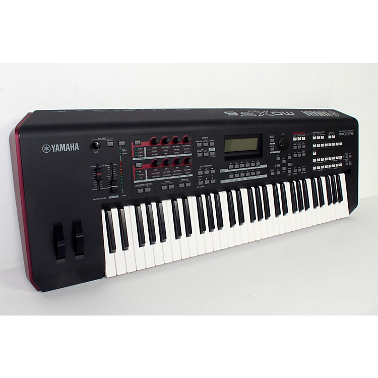 Yamaha MOXF6 61-Key Semi-Weighted Synth  888365807744
