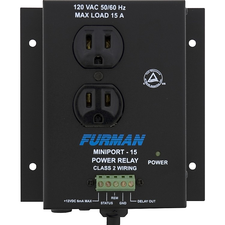 Furman MP-15 Power Relay Accessory